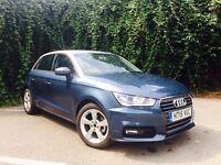 Audi A1 5dr Sportback 1.0 (not bmw mercedes jaguar volkswagen vw seat vauxhall bmw volvo ford golf)