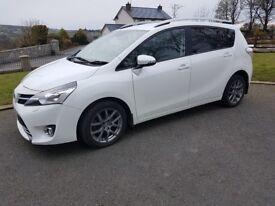 2013 Toyota Verso Excel 2l