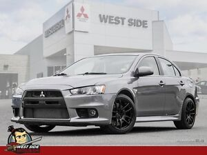 2012 Mitsubishi Lancer Evolution MR-One Owner-$89/WEEK