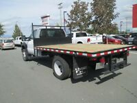 2014 Ford Super Duty F-550 DRW XLT Regular Cab Flat Deck Truck Delta/Surrey/Langley Greater Vancouver Area Preview