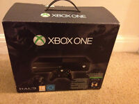boxed XBOX one with controller in mint condition with Fifa 16 game