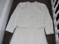 Condici Mother Of The Bride Outfit & Hat Size 14.