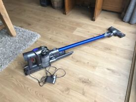 Dyson DC44 Animal - handheld, wall-mounted vacuum cleaner