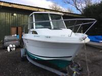 Jeanneau Merry Fisher 530 Boat
