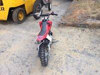 Honda crf50 2008