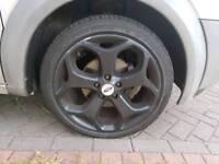 """Ford Focus st alloys 18"""""""