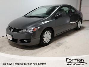 2010 Honda Civic DX-G - Remote Start | Sporty | Gas Miser!