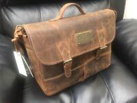 Gillis Trafalgar Attache camera bag