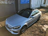 Mercedes-Benz, C CLASS, Saloon, 2016, Semi-Auto, 2143 (cc), 4 doors
