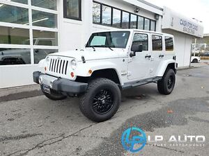 2011 Jeep WRANGLER UNLIMITED Sahara $0 Down Financing Available!