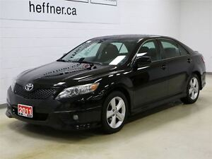 2011 Toyota Camry SE with Cruise Control