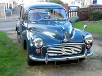 Morris Minor 1000 1969