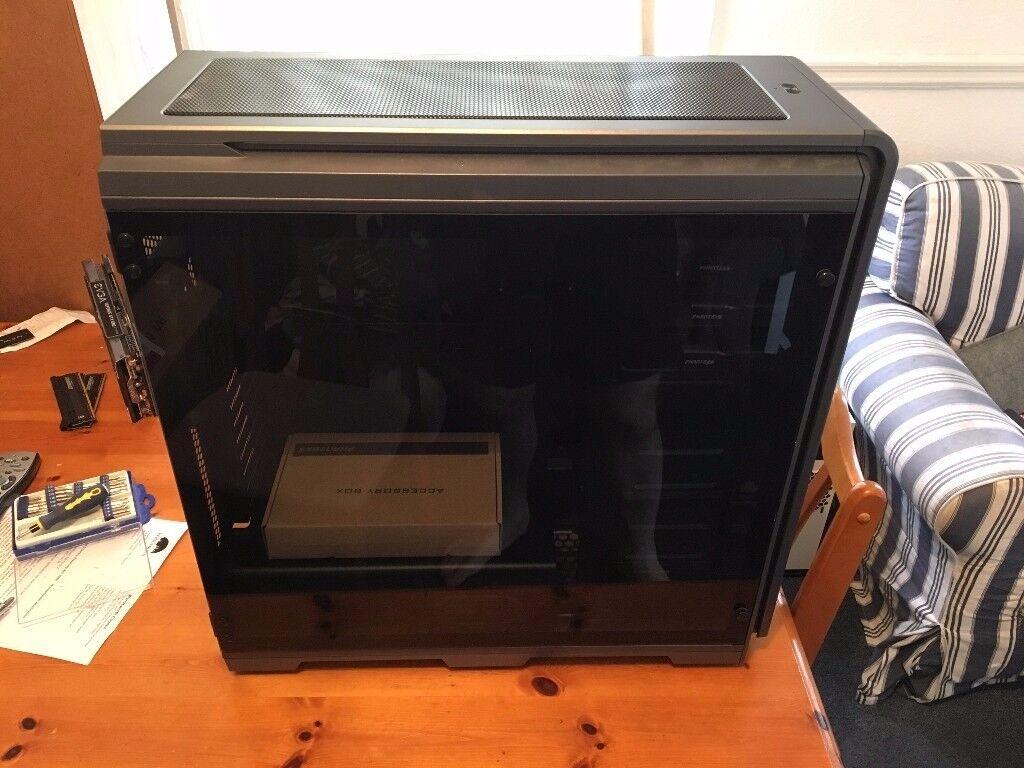 Phanteks Evolv ATX Luxe Gaming PC Case