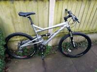 Iron horse full suspension size m