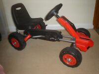 Childs GoKart - suit up to 5 year old