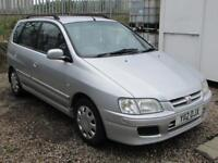MITSUBISHI SPACE STAR 1.6 EQUIPPE 5DR (silver) 2001
