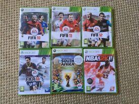 Xbox 360 bundle or individual games