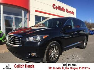 2013 Infiniti JX35 Leather, Power Options and more!