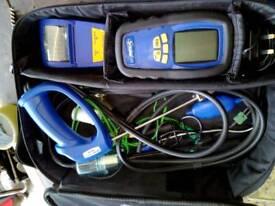 Anton gas tester in bag