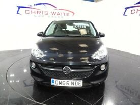 VAUXHALL ADAM GLAM (black) 2016
