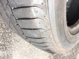 Bridgestone turanza tyres