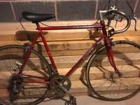 Adults peugeot equipe for spares or repairs