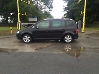 2007 Vw Touran 2.0 Tdi Sport 7 seater hpi clear only swap x5