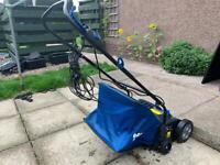£40 Mac Allister Electric Scarifier/Lawn Rak