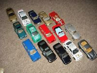 toy cars 1: 43 scale