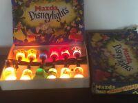 Mazda Disney Lights