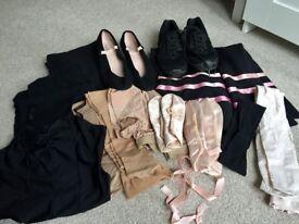 Assortment of Dancing Uniform/ Dancewear