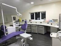 QUALIFIED DENTAL NURSE REQUIRED- HAYWARDS HEATH
