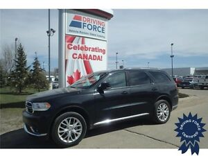 2016 Dodge Durango Limited All Wheel Drive - 33,479 KMs, Seats 7