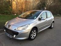 2007 Peugeot 307 1.6 Petrol 5 Door Manual £749 ono