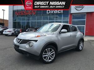 2012 Nissan Juke SL NAVI- LEATHER IN VERY GOOD CONDITION.