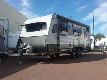 2017 Coromal Element 612 Semi Off Road Caravan Mandurah Mandurah Area Preview