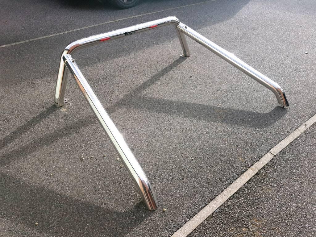 Mitsubishi l200 roll bars