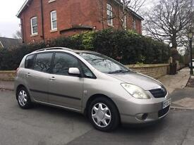 2003 Toyota Corolla Verso 2.0 D4d Reliable Diesel Car 2 Keys
