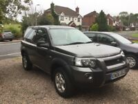 Land Rover Freelander Td4 4x4 adventurer