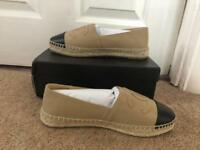 Women Shoes Designer Espadrilles Chanel