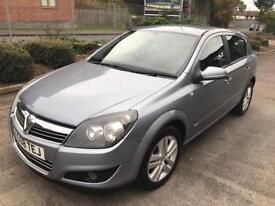 Excellent 2008 08 Vauxhall Astra Sxi Cdti 1.7 **2 Owners+History+1 Years Mot+Turbo Diesel**