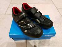 Shimano cycling shoes new without tags