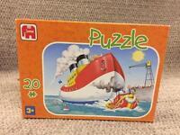 20 piece Ship Puzzle - £3