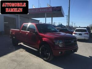 2013 Ford F-150 FX4 BAXTER GPS CUIR/SUEDE TOIT MAGS