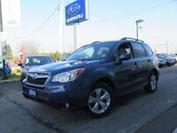 2014 Subaru Forester TOURING PACKAGE