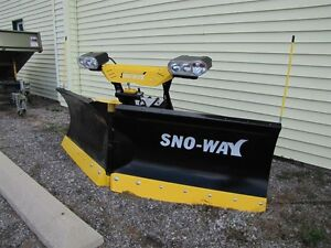 2017 Sno-Way 8'6 29VHD SERIES V-BLADE SNOW PLOW