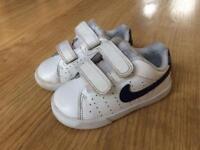 Boys Nike Trainers size 5