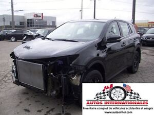 2015 Toyota RAV4 LE 4X4 GR ELECT BLUETOOTH BALLON OK EN MARCHE