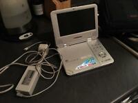 Portable DVD player - for spare parts