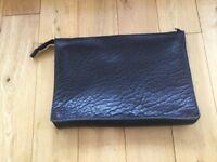 Brief Case black leather